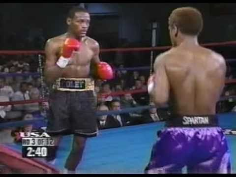 Willy Wise vs Derrell Coley