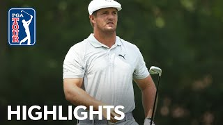 Bryson DeChambeau shoots 6-under 66 | Round 1 | Rocket Mortgage 2020