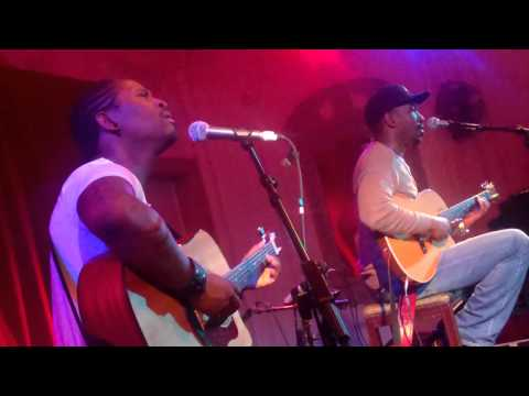 Anthony David - Heartstrings & Cold Turkey (Live Acoustic HD Set @ Bush Hall, London 22-2-11)
