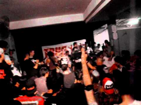 All for nothing - determination (live in jakarta, rossi musik. 16 sept 2012)