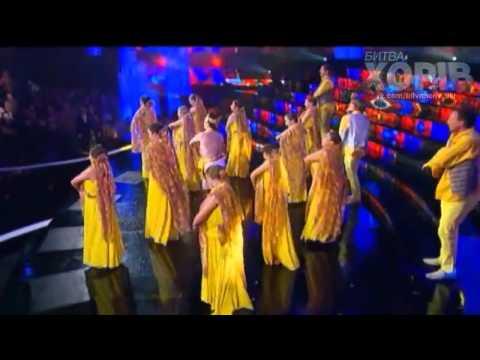 Clash of the Choirs - Jai Ho (You Are My Destiny)