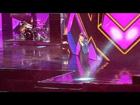Perdo le parole e Polaroid Riccardo all'Arena di Verona live