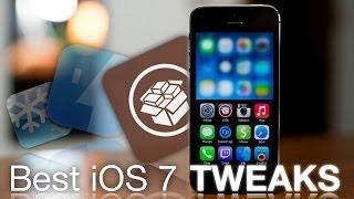 Top 10 Best iOS 7 Jailbreak Tweaks & Apps 2014 For iPhone & iPod Touch
