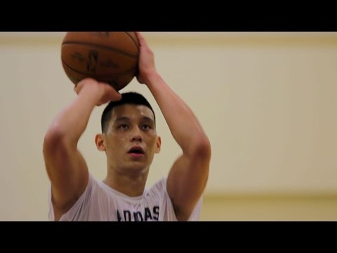 Jeremy Lin - A Day in the Life: All-Star Break - YouTube