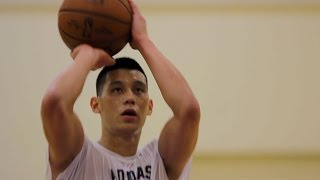jeremy lin a day in the life all star break