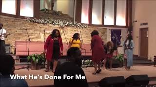 Lisa Knowles Smith & the Brown Singers 2018