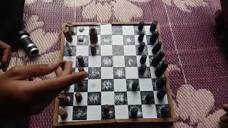 Tutorial cara bermain catur langsung skak mat