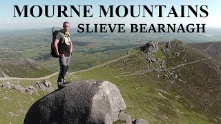 MOURNE MOUNTAINS - SLIEVE BEARNAGH