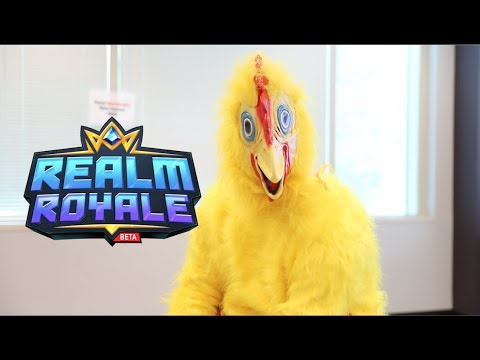Realm Royale - Flex Your Pecks - Chicken Combat Available Now!