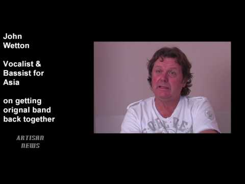 ASIA SINGER JOHN WETTON DEAD AT 67, REMEMBERED BY BANDMATES
