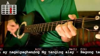 Ang Pasko Ay Sumapit - A Christmas Special - Christmas Carol Guitar Tutorial
