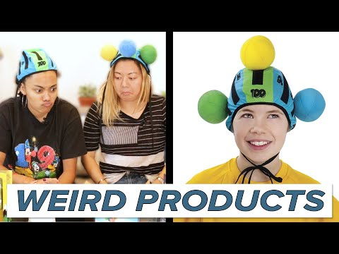 Thumbnail: We Tried Matching Amazon Reviews To Weird Products