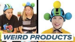 We Tried Matching Amazon Reviews To Weird Products