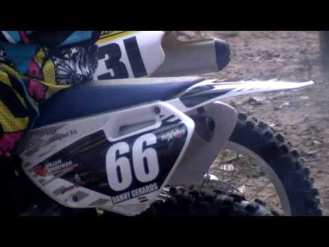 Arjan Brouwer Motorcross Team 2010 intro