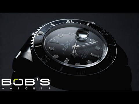 The History of the Rolex Sea-Dweller | Bob's Watches