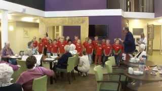 obs De Riemsloot zingt voor ouderen