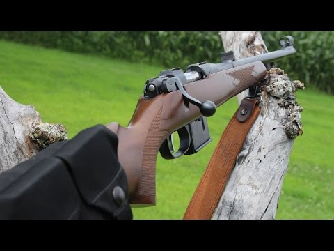 Shooting the CZ527 7.62x39