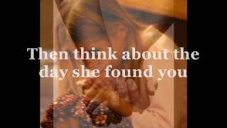 Keane - She Has No Time (lyrics)