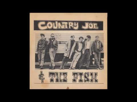 Country Joe & The Fish - Country Joe & The Fish (1966)