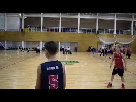 jr.NBA Latvia Detroit Pistons vs. Chicago Bulls [08.12.16.]