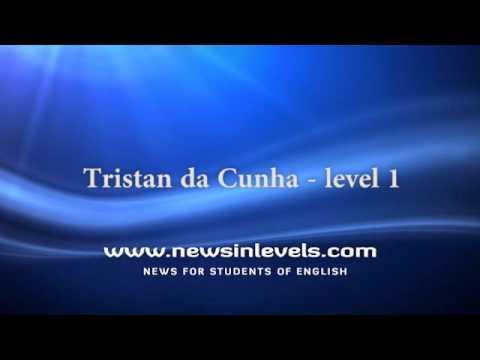 Tristan da Cunha - level 1