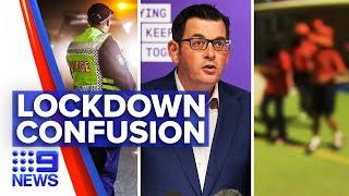 Coronavirus: Victoria's second lockdown hit with complications | 9 News Australia