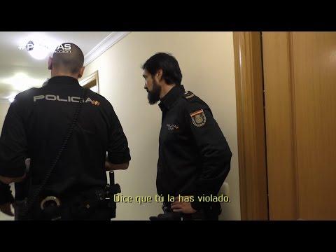 La Policía atiende un presunto caso de violencia machista – Policías en Acción
