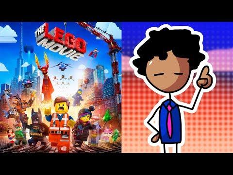 Ricks Review | The Lego Movie (Spoiler Free)