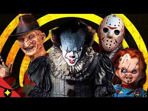 Comment tuer ces 6 MONSTRES de Films (Freddy, Jason, Chucky)