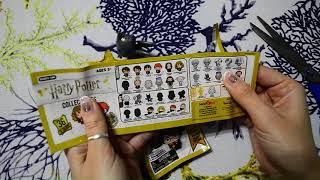Гаррі Поттер сюрприз-колекція РОЗПАКУВАННЯ / HP mystery pencil topper unpack
