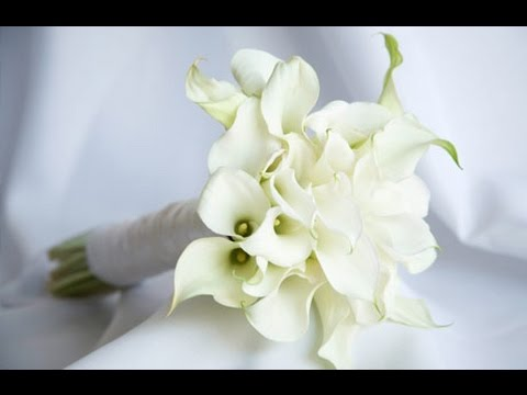 Calla Lily Wedding Decorations Youtube