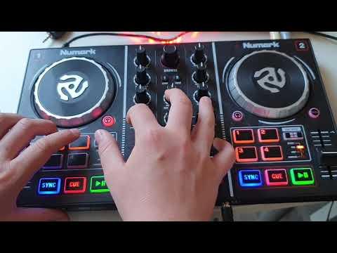 Numark Party Mix DJ Session