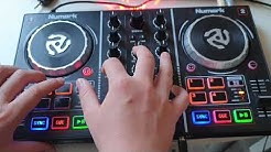 Numark Party Mix DJ Session