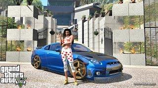 GTA 5 REAL LIFE MOD - 007 HOUSE!!! 10 (GTA 5 REAL LIFE MOD)