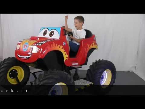 Kiddie Ride BIG MACHINE - KQ529R - MemoPark
