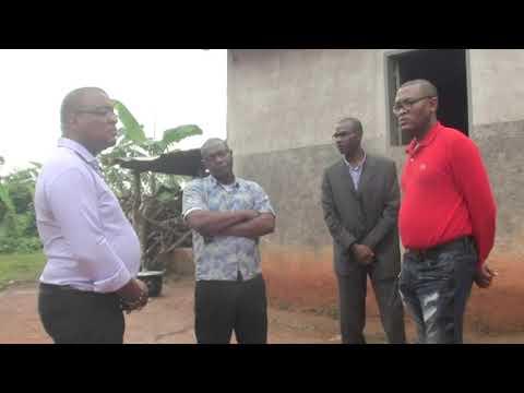 Spendengeschenk Verein 'V&A' - Waisenhaus St. Charles und St. Raymond Yaoundé