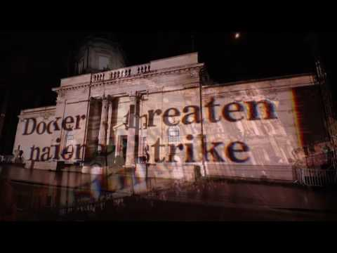 "Hull: City of Culture 2017. ""Made in Hull"" Full multi-angle video sequence in HD"