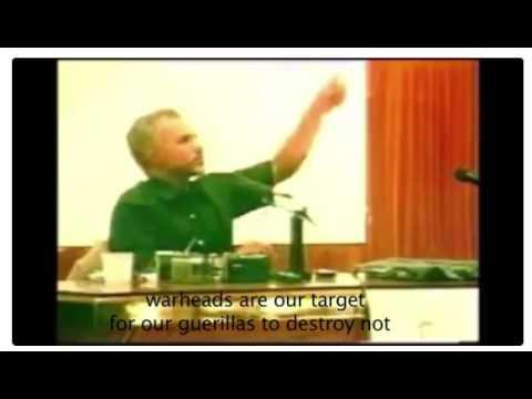 Iranian Revolutionary Guard Speech