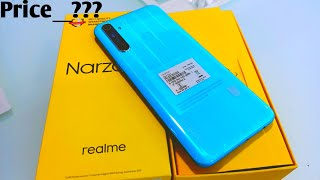 Realme Narzo 10 That Blue Unboxing, First Look & Review !! Best Budget Smartphone 2020 from Realme