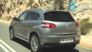 видео Peugeot 4008