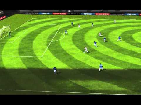 FIFA 14 Android - Suisse VS Équateur
