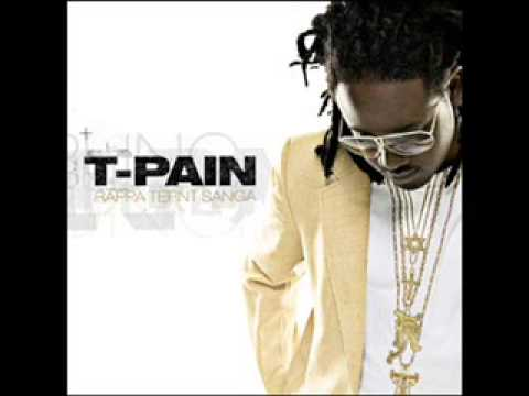 T-Pain - I'm Sprung (remix)