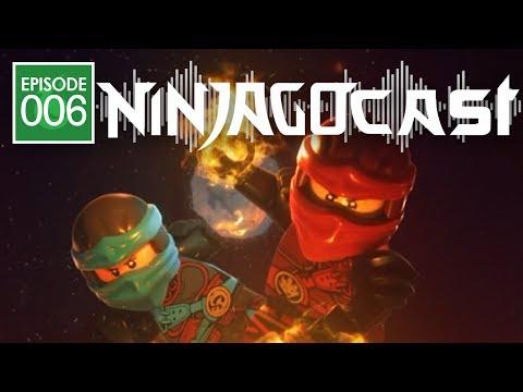 NINJAGO Hands of Time Discussion (feat. DTinaglia Studios) | Ninjago Podcast #006