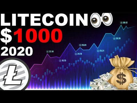 LITECOIN (LTC) HITTING $1,000 In 2020 | Litecoin Altcoin Daily Cryptocurrency News