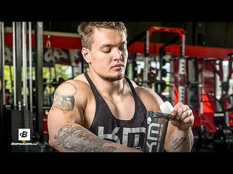 Elite Powerlifter Jesse Norris's Live Workout