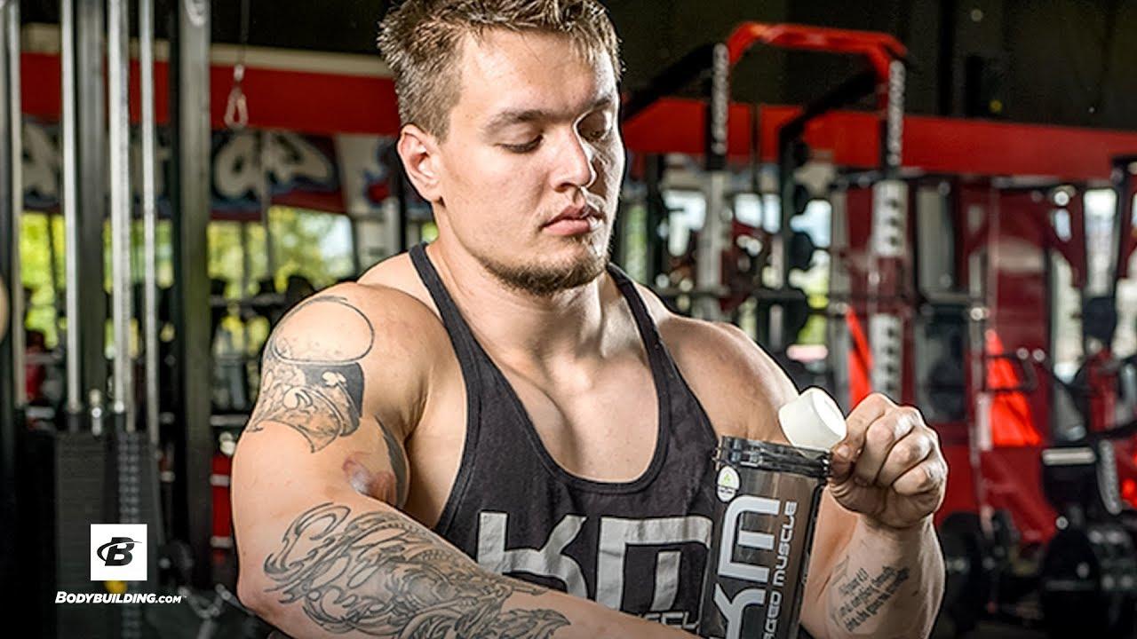 Elite Powerlifter Jesse Norris's Live Workout