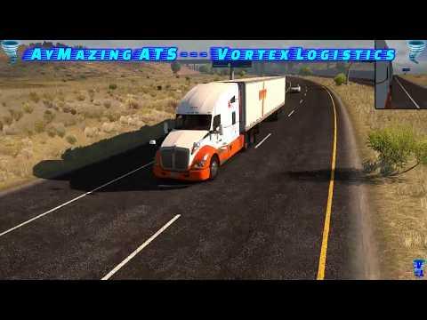 American Truck Simulator[ENG/PC] - Navajo Express Inc.