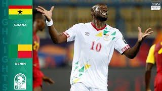HIGHLIGHTS: Ghana vs. Benin