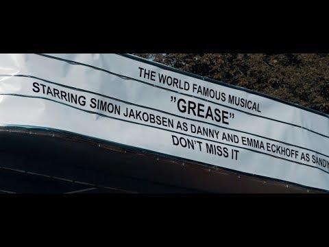 Grease: premiere 21. juli 2017, Nyborg Voldspil