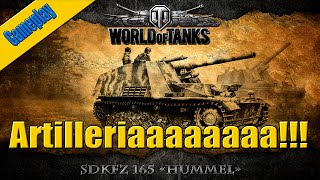 Gameplay | World of Tanks Español | Artilleriaaa!!!